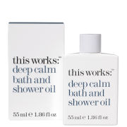 Deep Calm Bath & Shower Oil 55ml