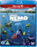 Finding Nemo 3D (Includes 2D Version)