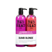 TIGI Bed Head Dumb Blonde Tween Duo - Worth £47.00