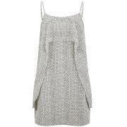 Vero Moda Women's Nugga Layered Dress - White