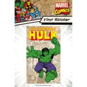 Marvel Hulk - Vinyl Sticker - 10 x 15cm
