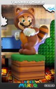 Tanooki Mario - EXCLUSIVE
