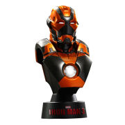 Hot Toys Marvel Iron Man 3 Series 2 Mark 28 Jack Collectible Bust