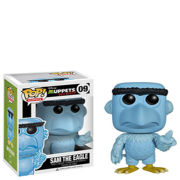 Muppets Most Wanted Sam The Eagle Pop! Vinyl Figure