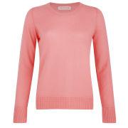 Custommade Women's Isra Knit Jumper - Lollipop Pink