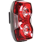 Smart Lunar R2 Rear Light 2 x 1/2 Watt (inc batts)