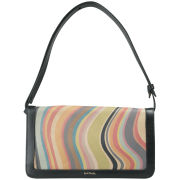 Paul Smith Accessories Women's Soft Cross Body Bag - Multi Swirl