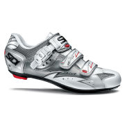 Sidi Five Vernice Cycling Shoes - Steel/White