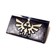 The Legend Of Zelda - Girls' Wallet (Gold Logo)