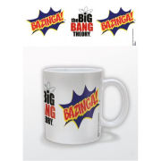 Big Bang Theory Bazinga Burst Mug