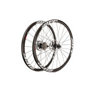 Zipp 202 Carbon Clincher Disc Brake Front Wheel 24 Spokes - Black Decal 2015
