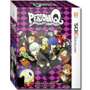 Persona Q: Shadow of the Labyrinth: The Wild Cards Premium Edition
