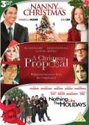 Xmas Collection (A Nanny for Christmas / A Christmas Proposal / Nothing Like the Holidays)