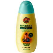 Jason Earth's Best Baby Care Mineral Based Sun Block Spf30+ (113g)