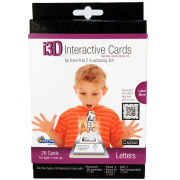 Cypher Kids 3D Interactive Cards and Letters
