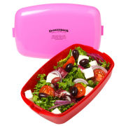 Frozzypack Lunchbox Large - Pink/Red