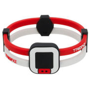 Trion:Z Duoloop Wristband - Red/White