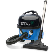 Numatic HVR20012BLUE Henry Vacuum Cleaner - Blue/Black - 580W