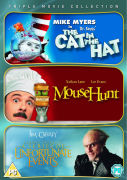 Cat in Hat / Mouse Hunt / Series of Unfortunate Events