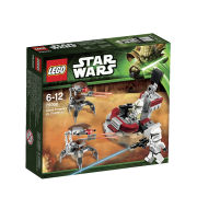 LEGO Star Wars: Clone Trooper vs. Droidekas (75000)