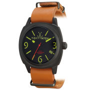 ToyWatch Icon Leather Watch - Tan