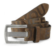 Voi Men's Mechanic Leather Belt - Brown