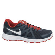 Nike Men's Revolution 2 Running Shoes - Charcoal/White/Red