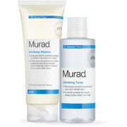 Murad Blemish Control Cleanser & Toner Duo (Worth: £48.00)