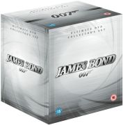 James Bond: Ultimate DVD Collector's Set
