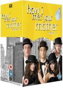 How I Met Your Mother - Seizoen 1-5 - Complete Box Set