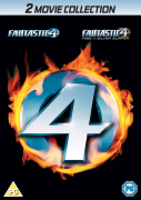Fantasic Four / Fantastic Four: Rise of the Silver Surfer