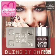 Nails inc. Bling it On Rebel Collection