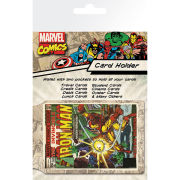Marvel Iron Man - Card Holder