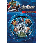 The Avengers Group - Vinyl Sticker - 10 x 15cm