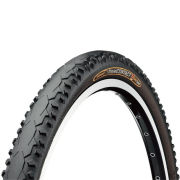 Continental Travel Contact Clincher MTB Tyre - Black