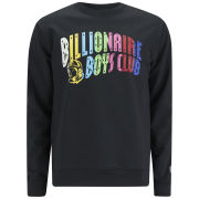 Billionaire Boys Club Men's Spectrum Arch Logo Sweatshirt - Black