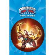 Skylanders Trap Team Headrush - Sticker