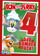 Tom and Jerry - Christmas Quad