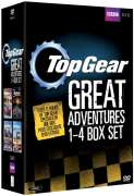 Top Gear: The Great Adventures - Box Set 1-4