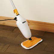 Beldray 1500W Steam Mop - Orange