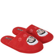 Betty Boop Women's Slippers - Red
