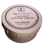 Taylor of Old Bond Street Shaving Cream Coconut