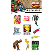 Marvel Characters (Shimmer) - Shimmer Sticker Pack
