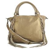 Liebeskind Women's Amanda Leather Fringe Tote Bag - Spice