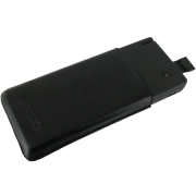 NDSi Luxury Leather Slip Case - Black