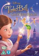 TinkerBell and Great Fairy Rescue