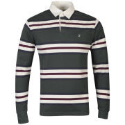 Farah 1920 Men's Goddard Polo Shirt - Gable
