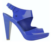 Melissa Women's Estrelicia Heeled Sandals - Blue