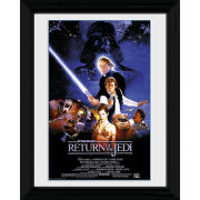 Star Wars Return of The Jedi - 30 x 40cm Collector Prints