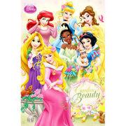 Disney Princess garden - Maxi Poster - 61 x 91.5cm